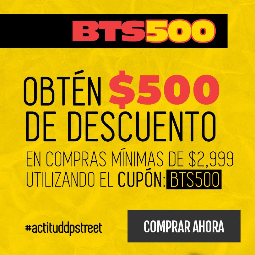 Cupon 500