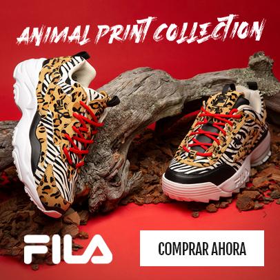 FILA Animal Print