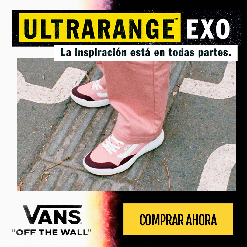 Vans Ultra-range EXO