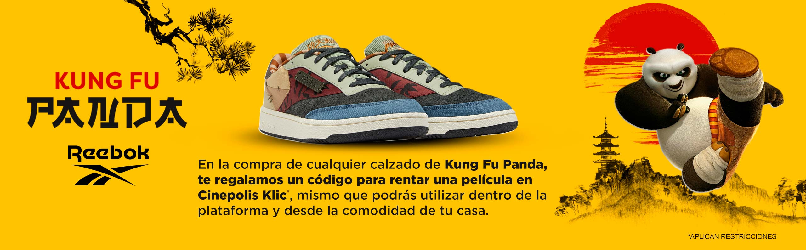 KUNG FU PANDA CINEPOLIS KLIC