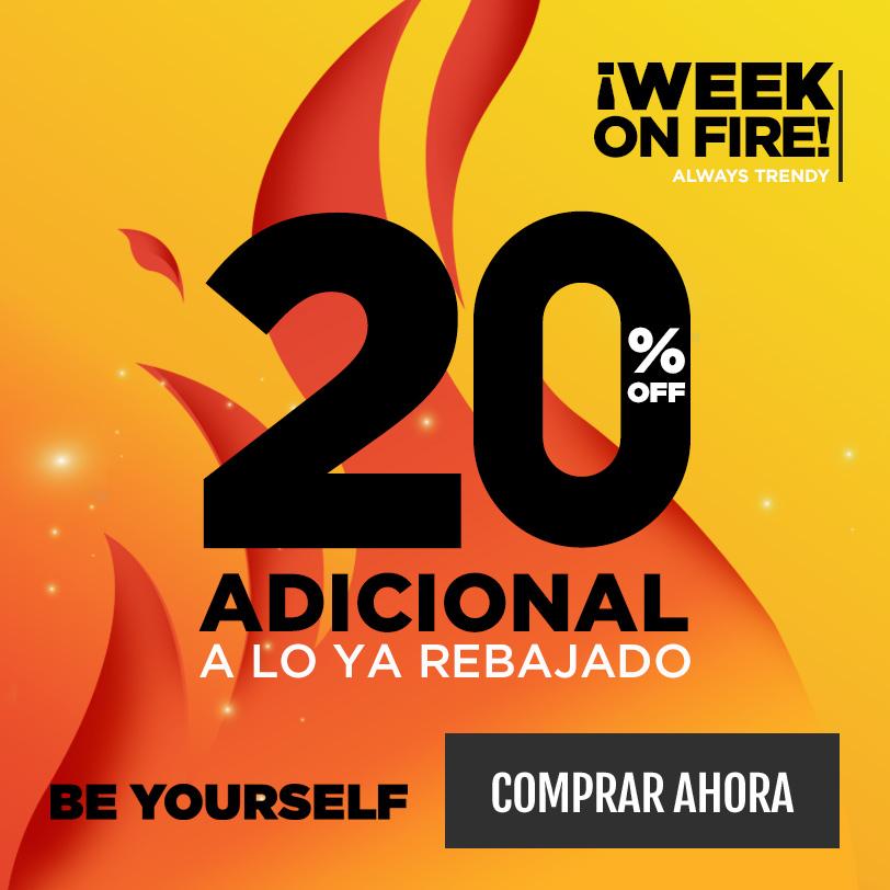 WEEK ON FIRE