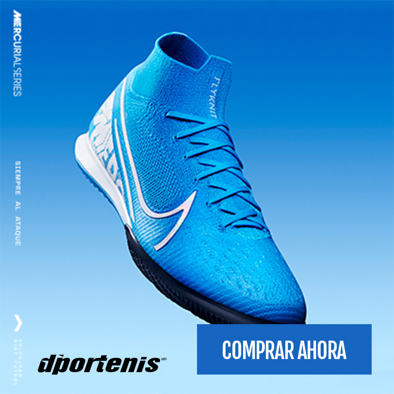 Taquetes new lights Nike