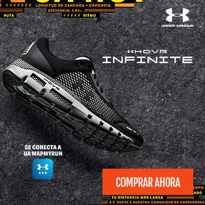 Tenis Hovr Infinite Under Armour