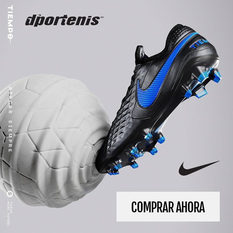 Taquetes Nike Tiempo