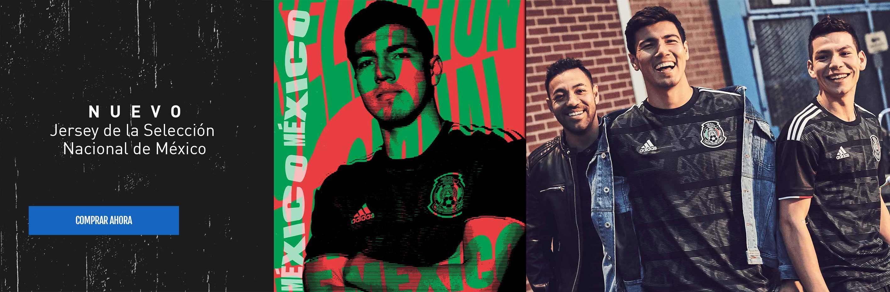 Jersey Adidas Seleccion Mexicana