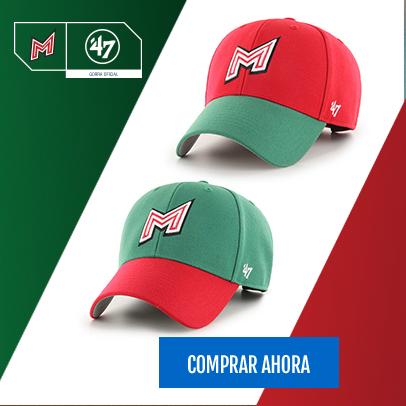 Gorra Forty Seven México Kickoff