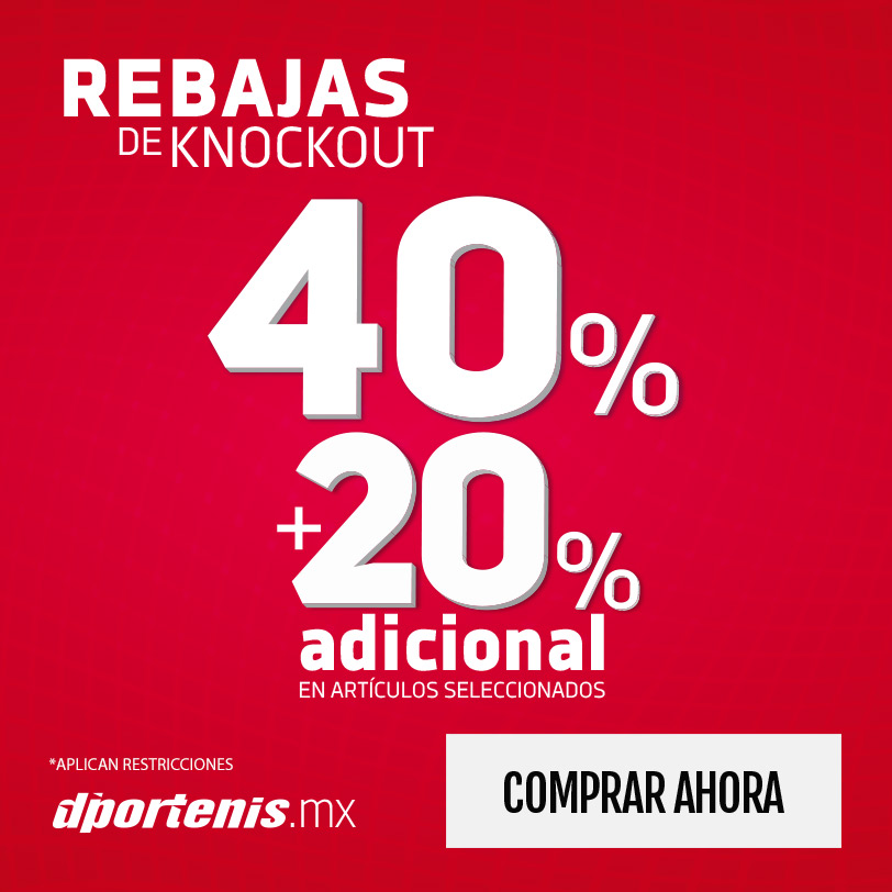 Rebajas knock out