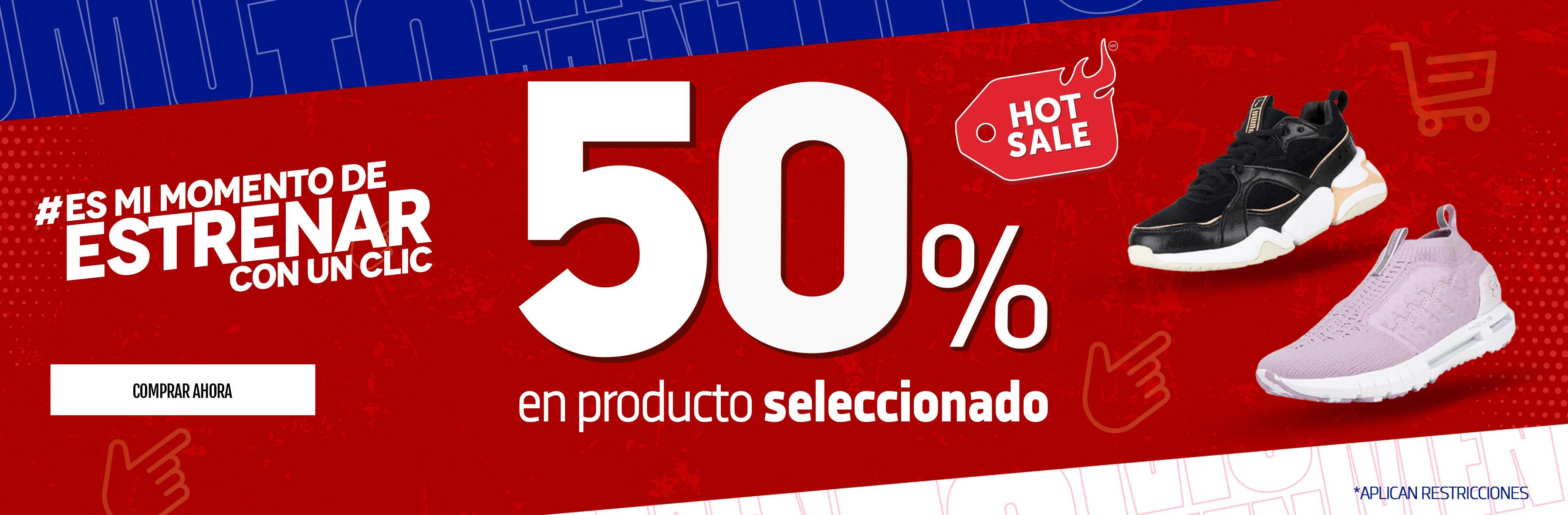 Banner producto 50% hotsale