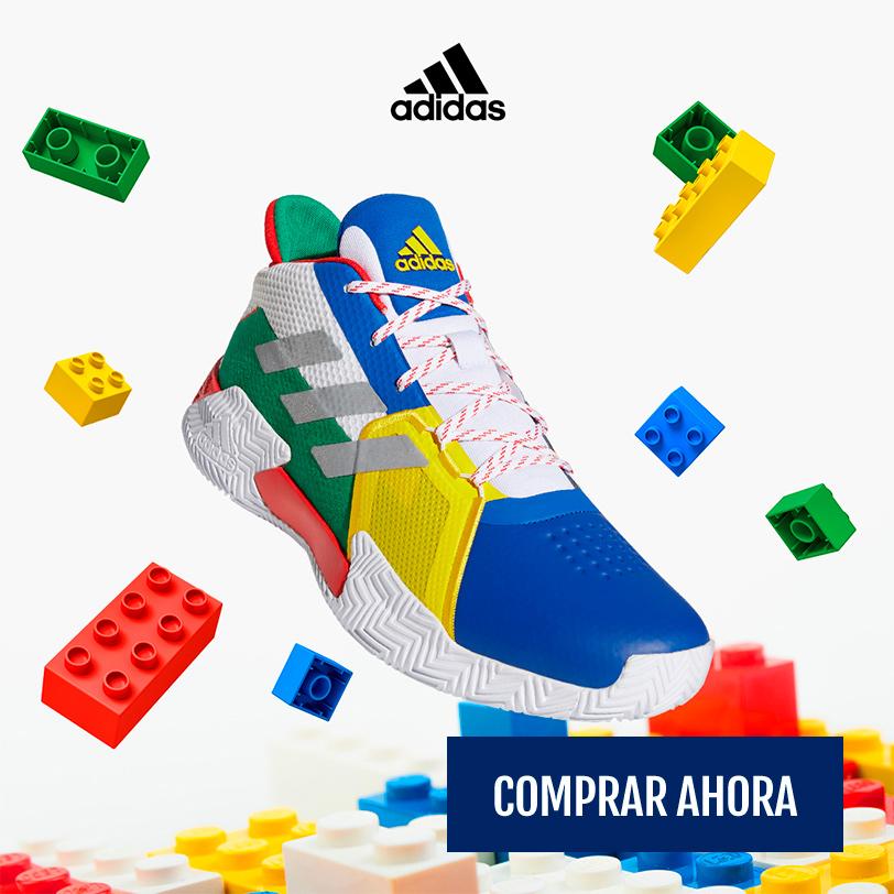 ADIDAS + LEGO