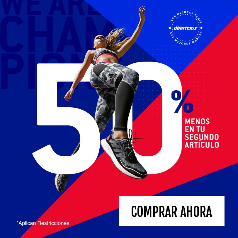50% SEGUNDO ARTICULO CORRER Y ENTRENAR