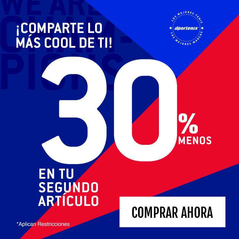 30% SEGUNDO ARTICULO
