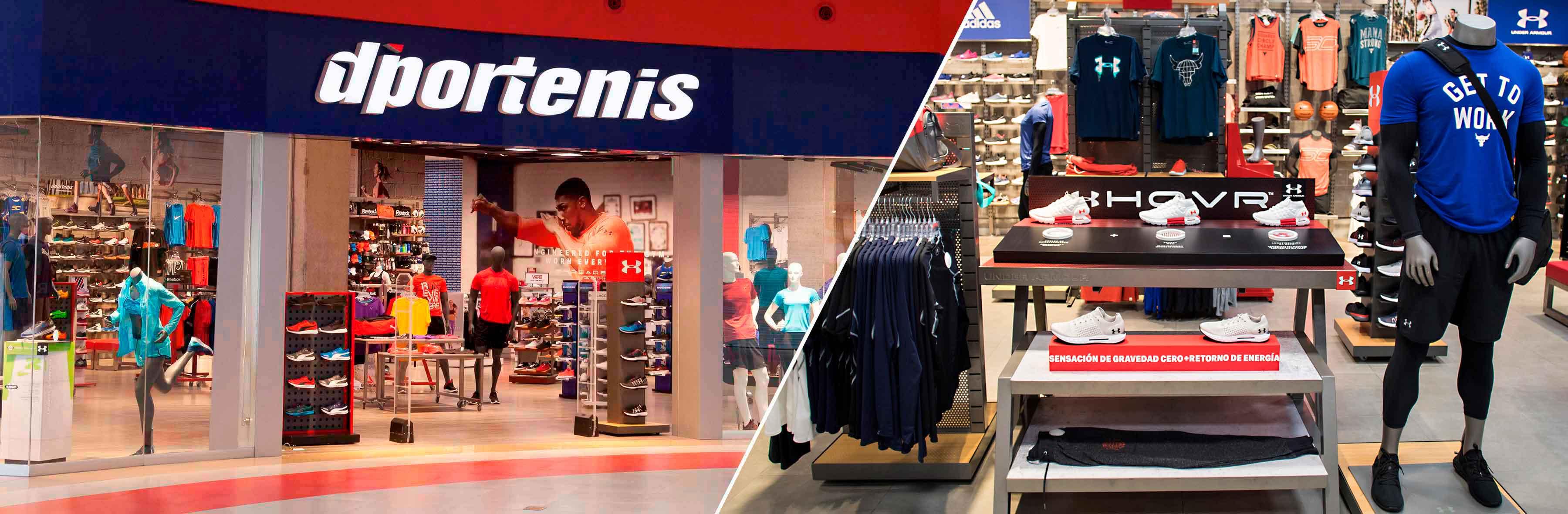 d6b7df4c6 Tiendas de deportes en México, las mejores marcas | Dportenis